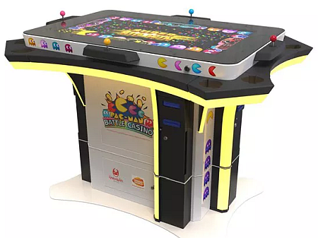 Pac Man Battle Casino