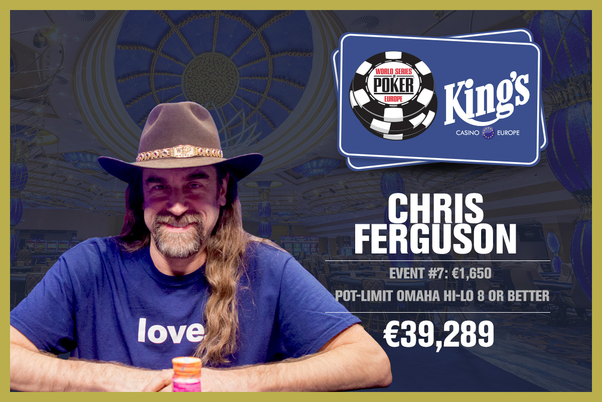Chris Ferguson WSOPE