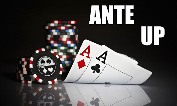 high stakes review ante up