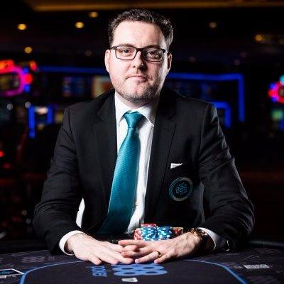 John Scanlon poker