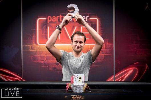 Rainer Kempe gewinnt partypoker MILLIONS Open