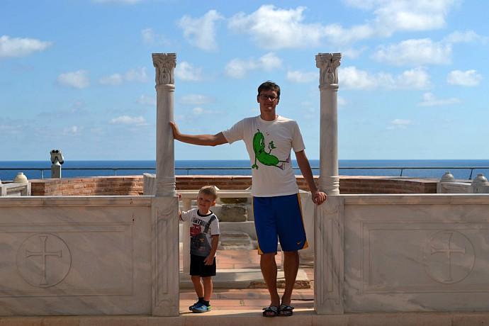 jScevola с сыном