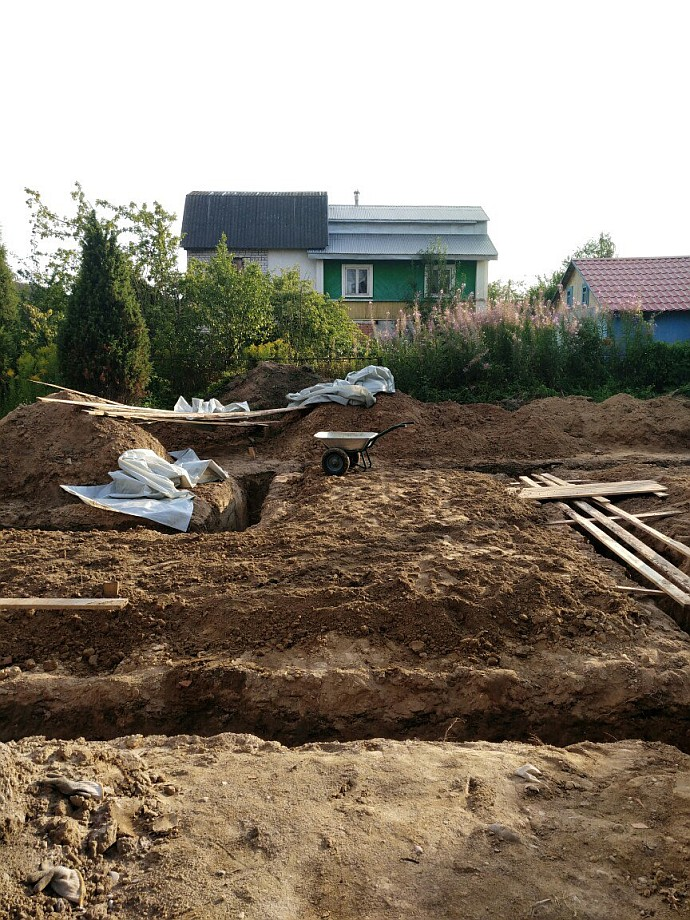 Строительство дома pakat