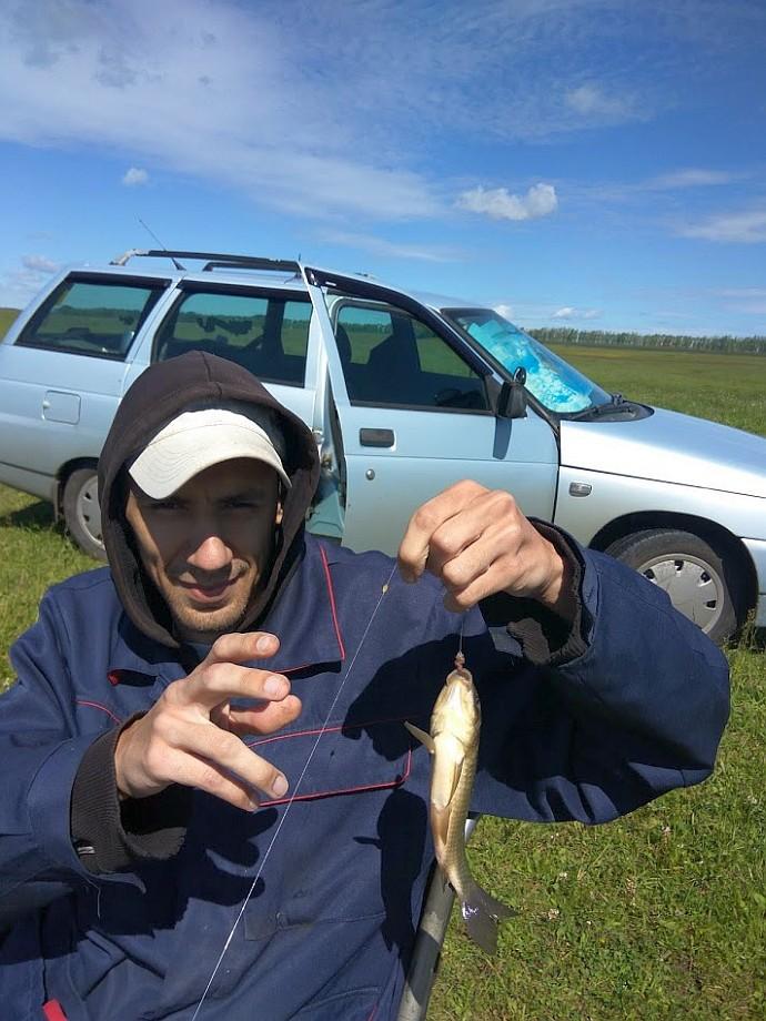 AKRN90 a caccia di fish