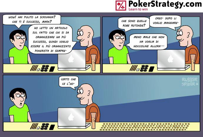 Vignette Divertenti sul Poker Disciplina