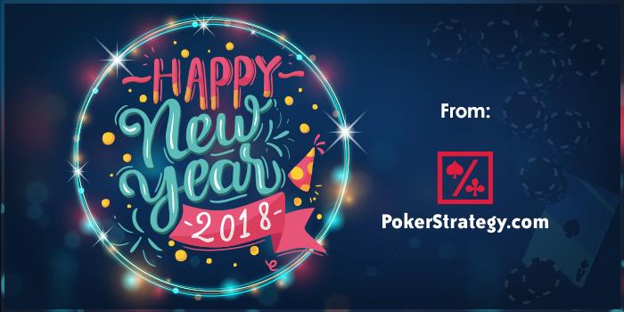 Happy New Year poker