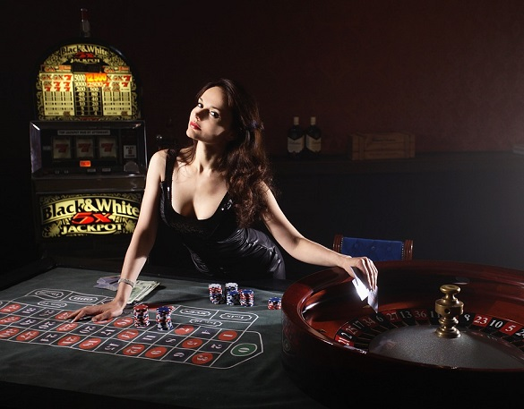 Female Dealer Casino