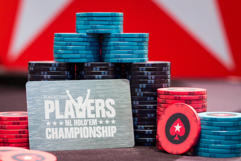 PokerStars No Limit Hold'em Players Championship
