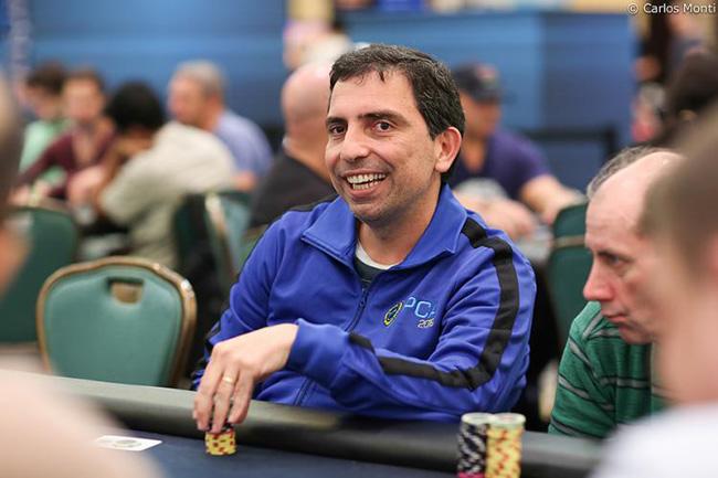 Walter Oaquim no PokerStars Championship Praga