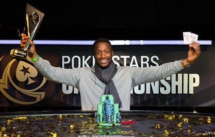 Калиду Соу PokerStars Championship