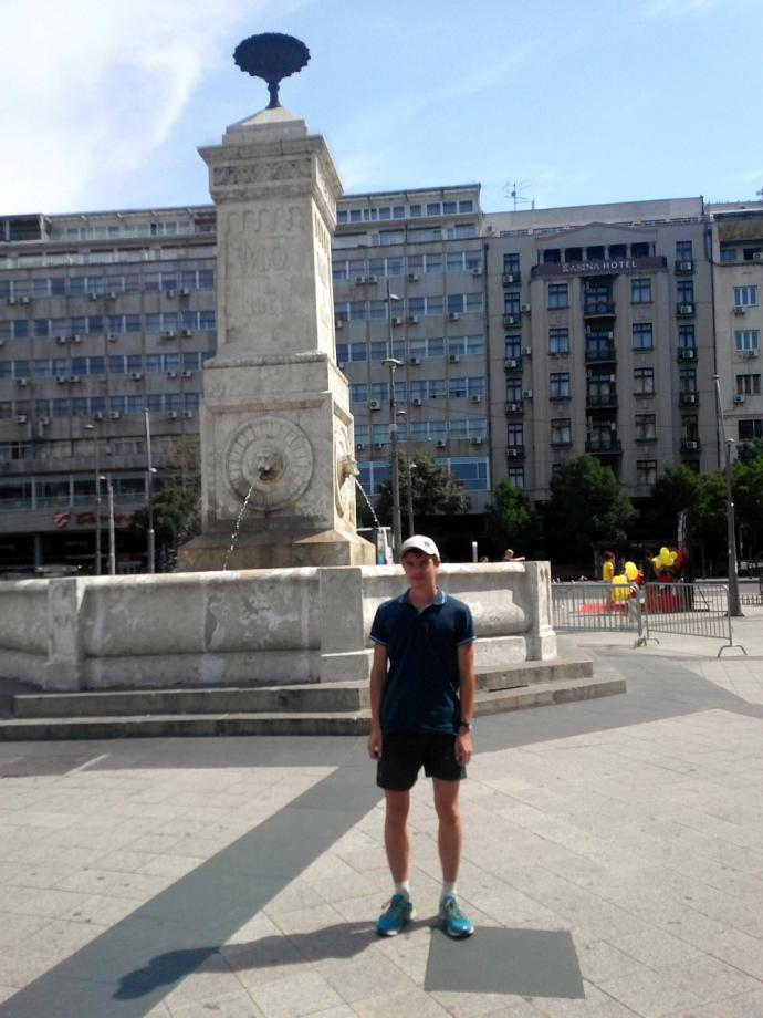 Grossmaister in Belgrad