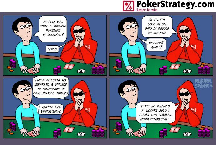 Vignette Divertenti sul Poker Poker pro