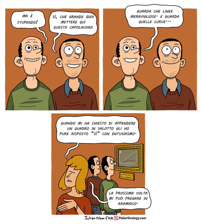 Vignette Divertenti sul Poker Cumicon