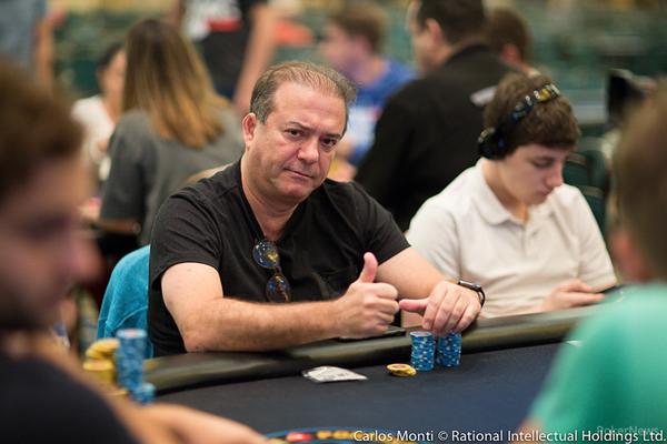 Hélio Chreem no PokerStars PCA 2018