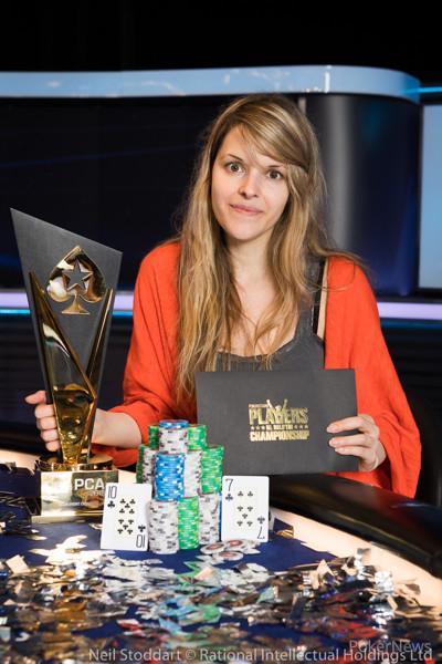 Maria Lampropulos gewinnt PCA Main Event