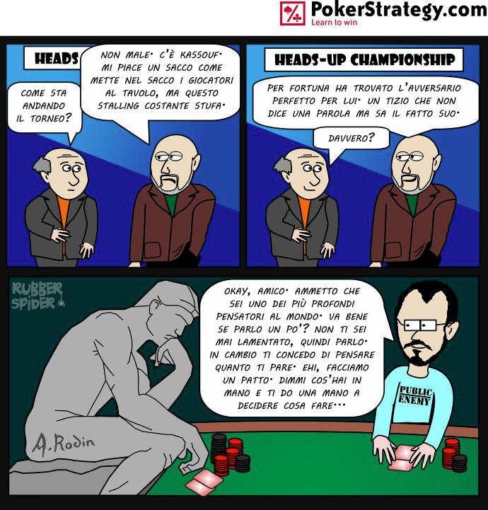 Vignette Divertenti sul Poker Will Kassouf