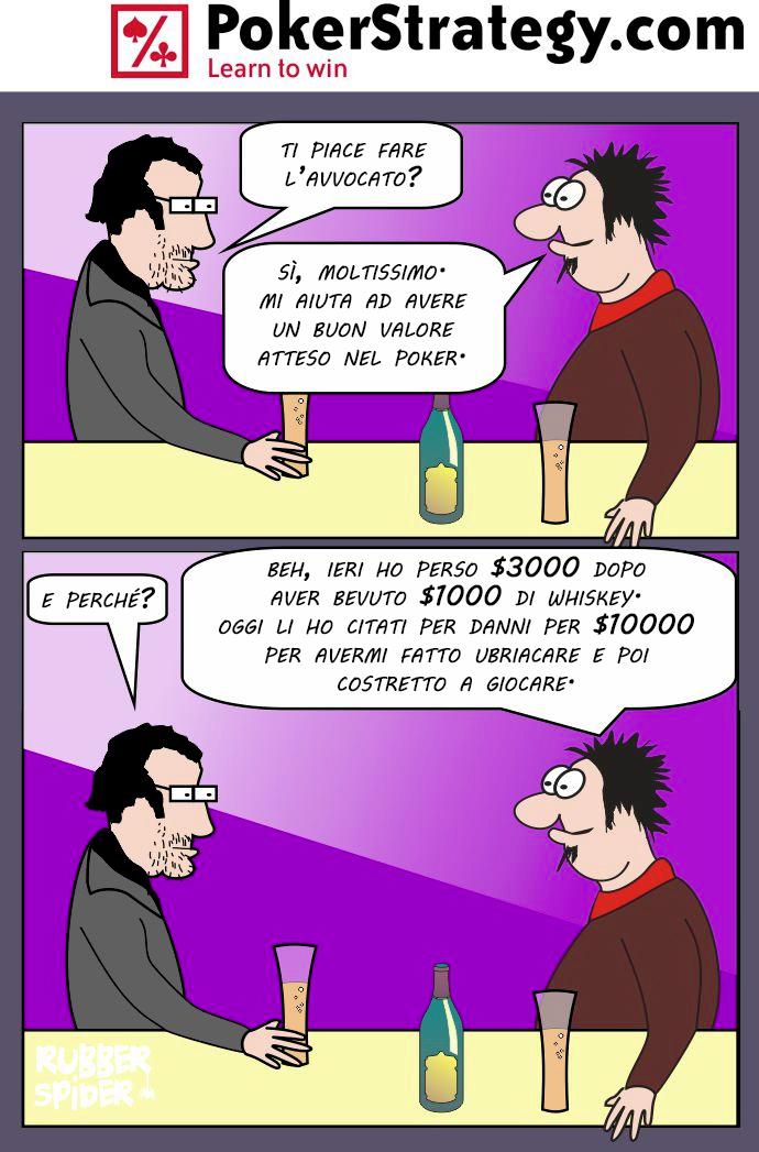 Vignette Divertenti sul Poker Processo