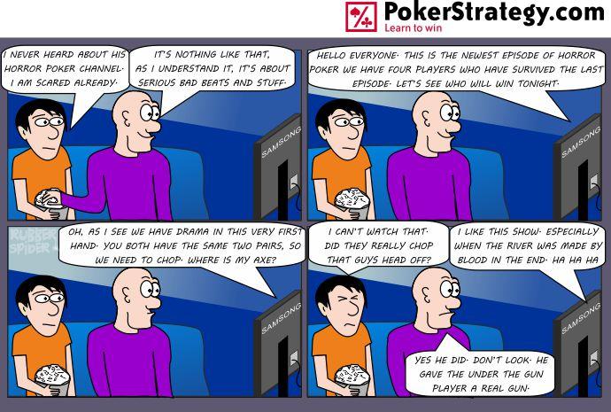 Funny Poker Cartoons Poker Channel