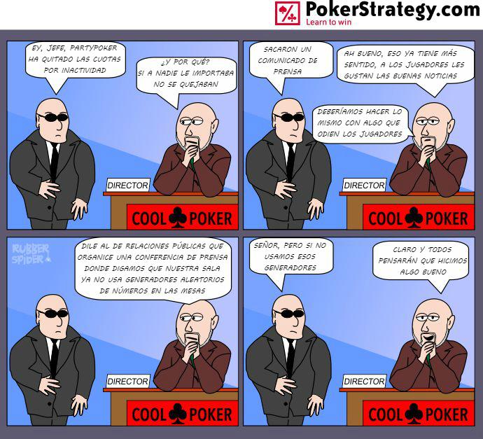Tiras de poker divertidas partypoker