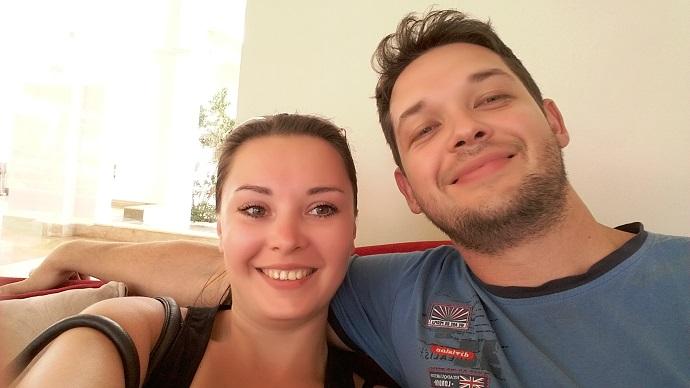 SL7000 с женой
