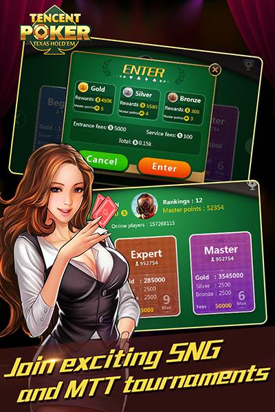 Tenchet Poker