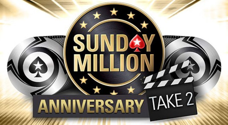 Sunday Million Take 2