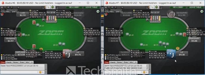 PokerStars ZOOM tendencies