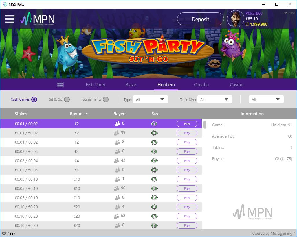 MPN Lobby