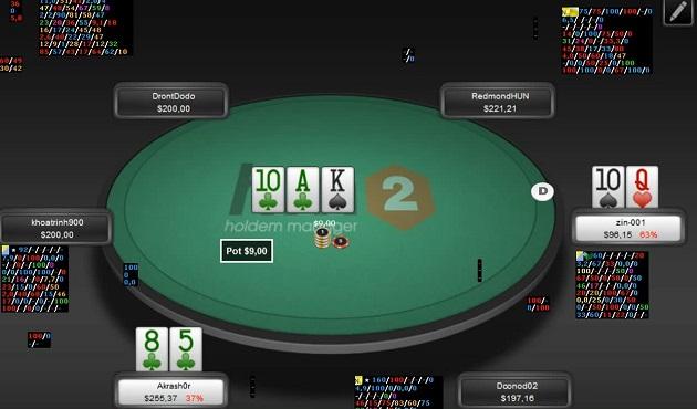высокие лимиты покер анализ