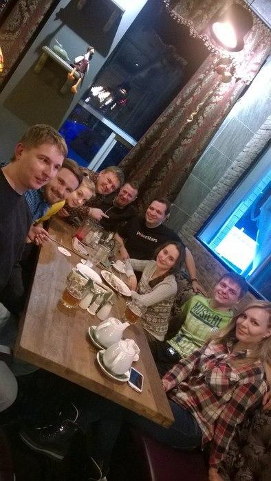 Встреча покеристов в Новосибирске