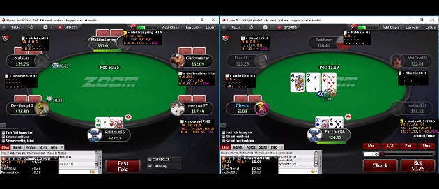 PokerStars ZOOM тенденции
