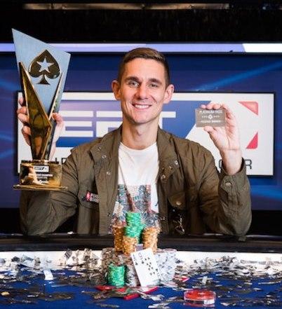Piotr Nurzynski wins EPT Barcelona