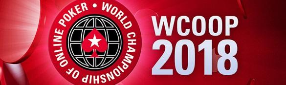 Największe wygrane WCOOP 2018