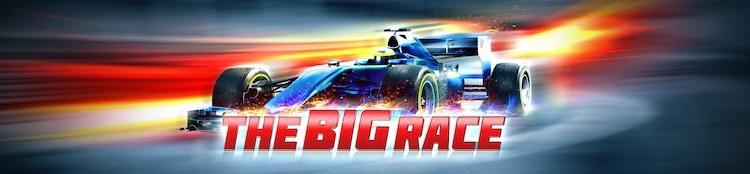 the big race pokerstars