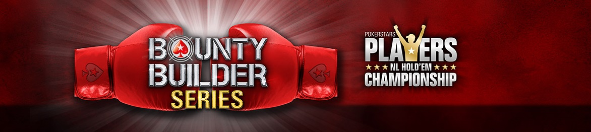bounty builder series pokerstars