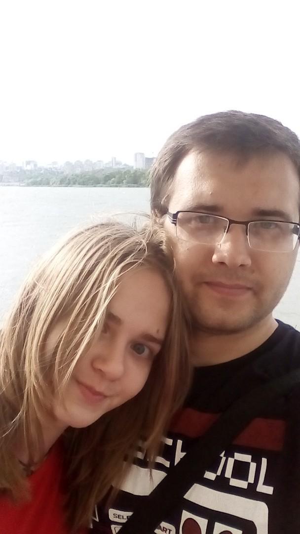 kukushka93RNMD with his sister