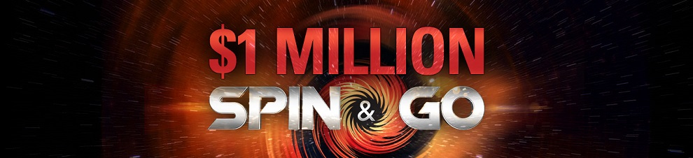 $1M Spin & Go