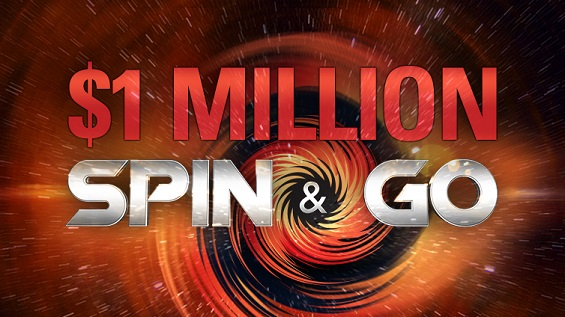 $1 Million Spin & Go PokerStars