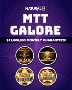 Natural8 MTT Galore