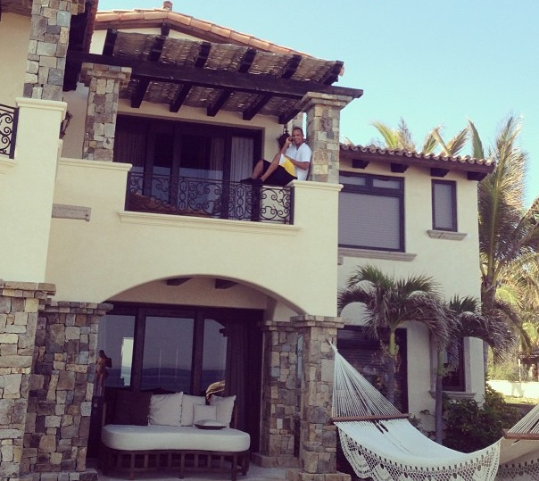 Phil Ivey house mexico