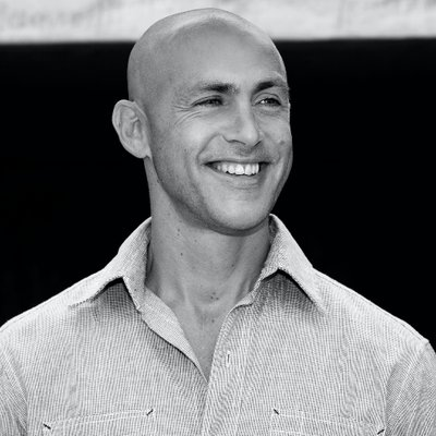 Headspace founder Andy Puddicombe