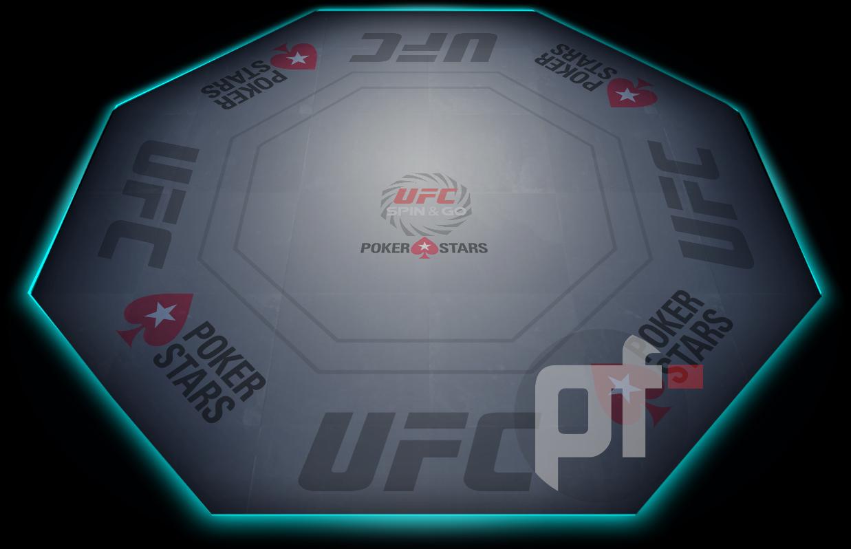 UFC spin pokerstars