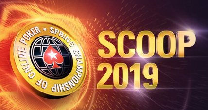 scoop pokerstars 2019