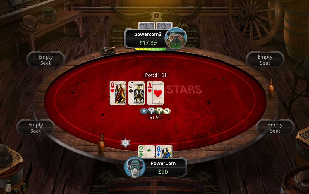 Pokerstars Allowed Software