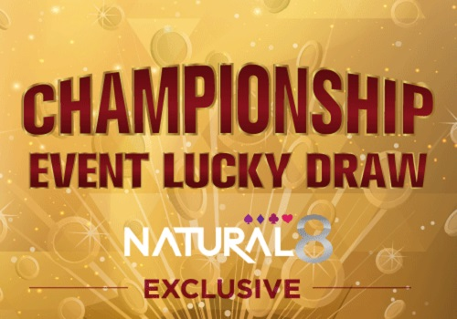 championship event lucky draw