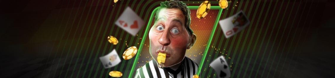 unibet cash game flop race