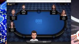 free poker money