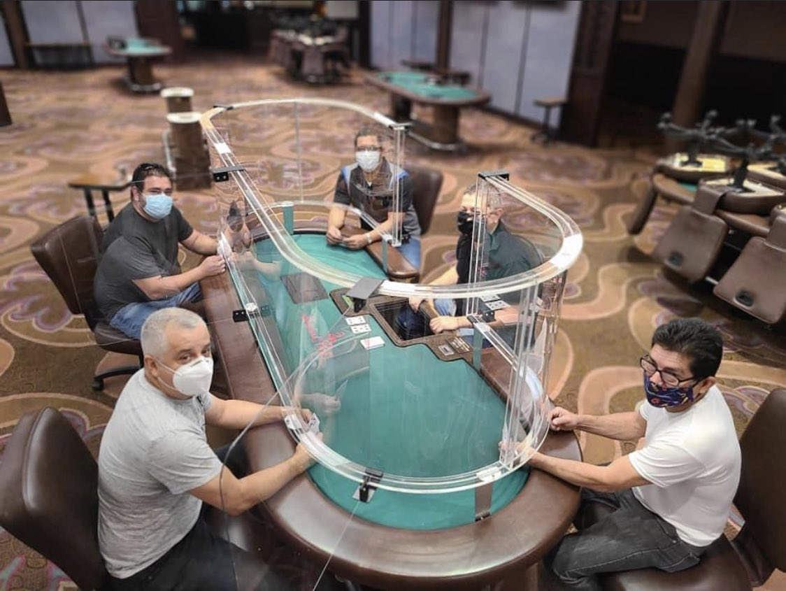 Quality poker tables