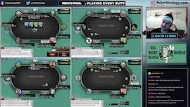 poker money