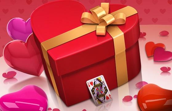 Valentine's Day at GGPoker